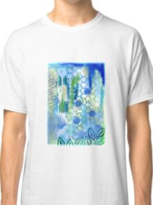 In amongst the blues and greens  Classic T-Shirt