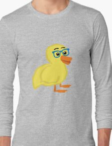 Geek Duckling Long Sleeve T-Shirt