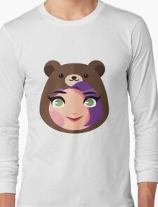 BrittanyBearPaws Icon Long Sleeve T-Shirt