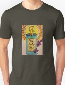 Burning Love Unisex T-Shirt