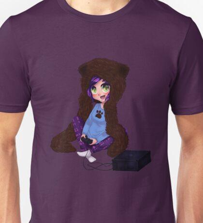 BrittanyBearPaws - Console Unisex T-Shirt