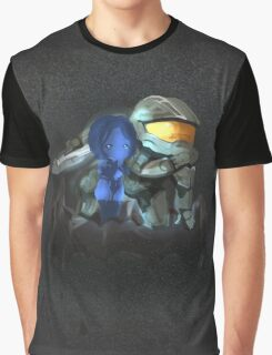 Halo Graphic T-Shirt