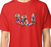 Craft Beer Elves Drinking Their Home Brew Classic T-Shirt