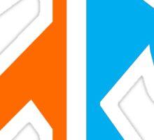 Portal 2 Sticker