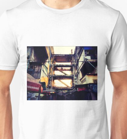 Bodeng (The White Building) Unisex T-Shirt