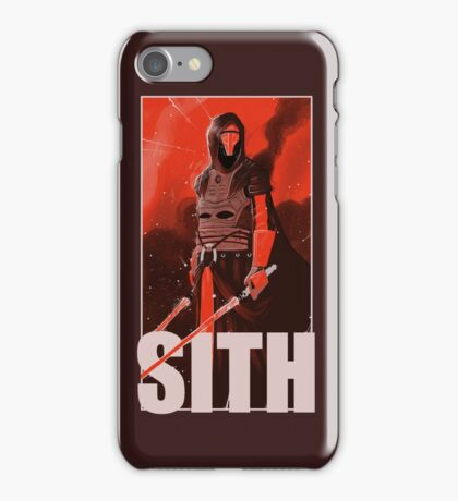 SITH iPhone Case/Skin