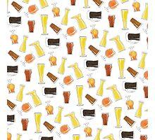 Beer Styles Photographic Print