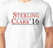 Sterling/Clark '16 Unisex T-Shirt