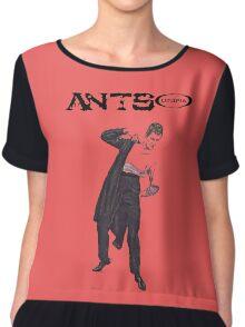 ants utopia Chiffon Top