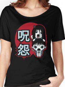 Ju-On Kawaii Women's Relaxed Fit T-Shirt