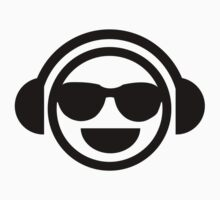 DJ Smiley sunglasses by Designzz