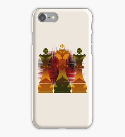 Chess Mate Number Six iPhone Case/Skin