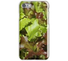 Salad Bar iPhone Case/Skin