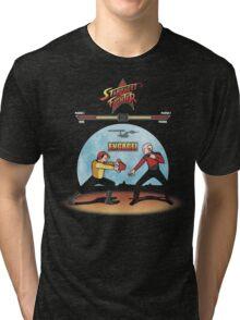 Starfleet Fighter Tri-blend T-Shirt