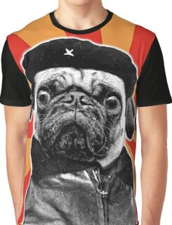 che pug Graphic T-Shirt