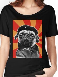 che pug Women's Relaxed Fit T-Shirt
