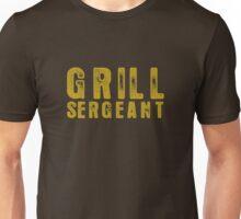 Grill Sergeant Unisex T-Shirt