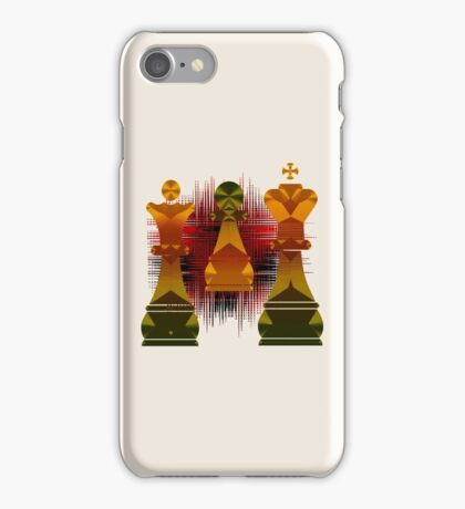 Chess Mate Number Ten iPhone Case/Skin