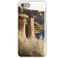 Dinosaur Provincial Park  iPhone Case/Skin