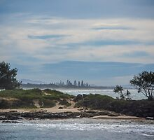 Brunswick Heads, NSW, Australia by Clare Colins