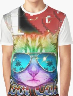 I <3 Cool Cats Graphic T-Shirt
