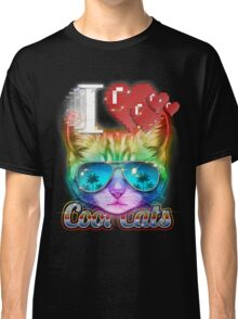 I <3 Cool Cats Classic T-Shirt