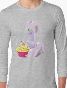 Goodra's Cupcake Long Sleeve T-Shirt