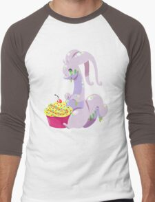 Goodra's Cupcake Men's Baseball ¾ T-Shirt