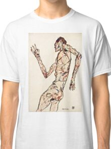 Egon Schiele - The Dancer (1913)  Classic T-Shirt