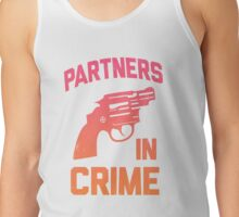 Partners In Crime 1/2 Tank Top