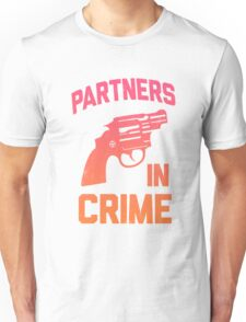 Partners In Crime 1/2 Unisex T-Shirt