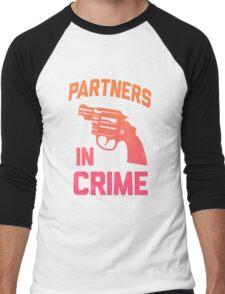 Partners In Crime 2/2 Men's Baseball ¾ T-Shirt