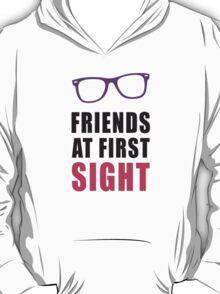 Friends At First Sight 1/2 T-Shirt
