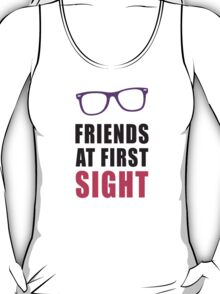 Friends At First Sight 1/2 T-Shirt