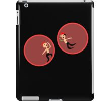 Twenty One Pilots hamster balls iPad Case/Skin