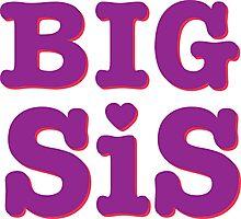 Big Sis 2/2 Photographic Print