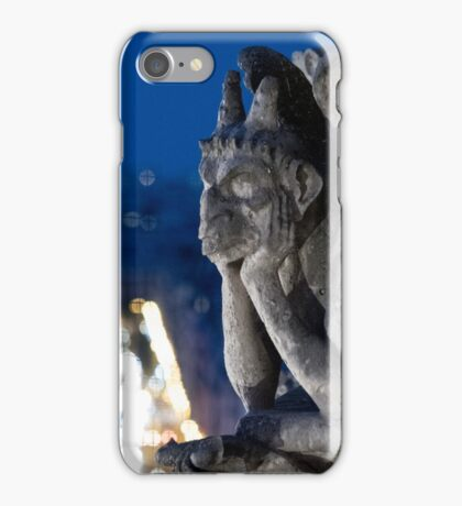 Stony Contemplation iPhone Case/Skin