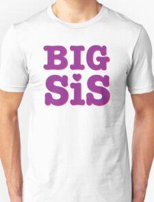 Big Sis 2/2 Unisex T-Shirt