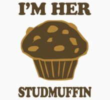 Im Her StudMuffin 1/2 by Fitspire Apparel