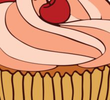 Im His Cupcake 2/2 Sticker