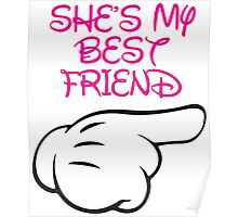 She's My Best Friend 2/2 Poster