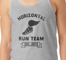 Horizontal Running Team, Est. 2013 Tank Top