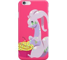 Goodra's Cupcake iPhone Case/Skin