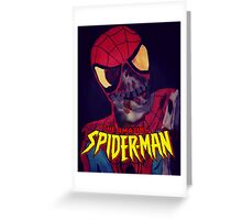 THE AMAZING SPIDERMAN? Greeting Card