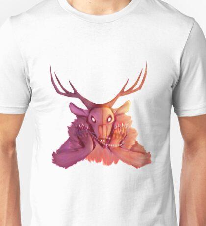 Wendigo (redrawn) Unisex T-Shirt