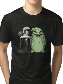 My Neighbor Oogie Tri-blend T-Shirt