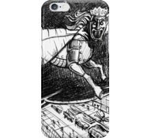 Out of the smoke iPhone Case/Skin