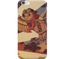 Robotic Bird iPhone Case/Skin