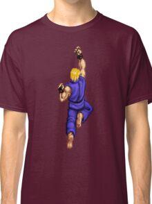 Blue Ken Shoryuken Classic T-Shirt