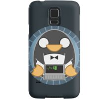 Root Penguin Critteroid Samsung Galaxy Case/Skin